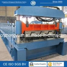 Steel Deck Forming Machine