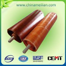 Tissu électrique de matériaux d'isolation thermique