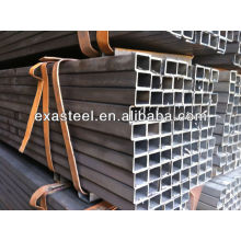 black square steel hollow section