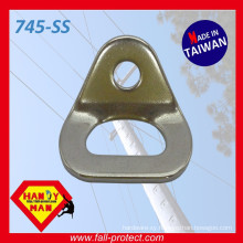 745 Stainless Steel Steel Rock Climbing Bolt Hanger