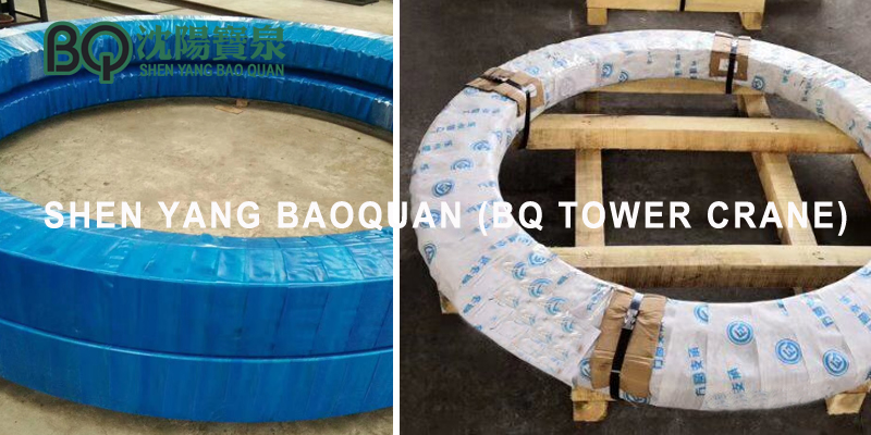 Slewing Ring for Tower Crane