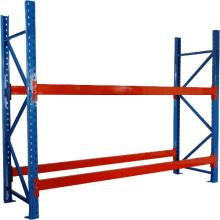 Lager Einstellbares Gewicht Palettenlager Strahl Rack
