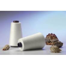 Fil de Corespun de coton de polyester de haute qualité en gros