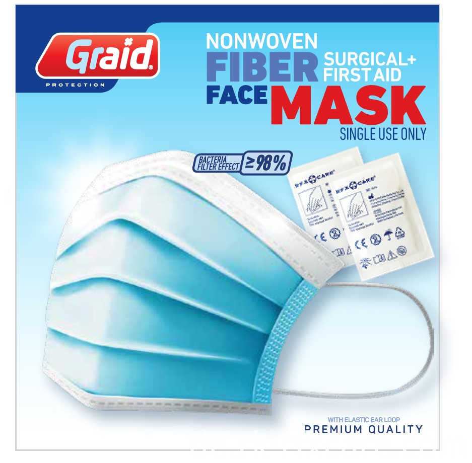 Disposable Mask and Swabs