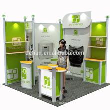 Detian Offre cadre en aluminium 10x20 à 10x10 système de cabine modulaire