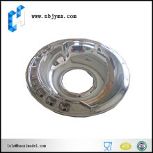 plastic injection moulder of instrument for auto parts