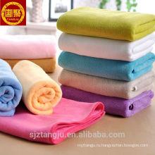 Лучшие продажи волокна бамбука полотенце для волос из микрофибры сухие волосы полотенцем