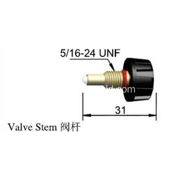 VS-1 Valve Stem For WP-26