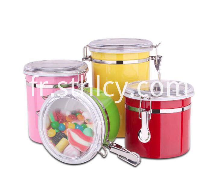 Round Condiment Containers