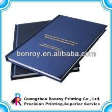 Impresión de diario personalizado de alta calidad