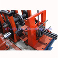 Solar pv mounting frame machine