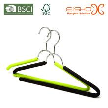Использование одежды Мягкая пена металлическая вешалка для костюмов (TP810)