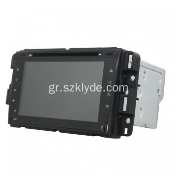 GMC Navigation Android 6.0 Σύστημα DVD Player