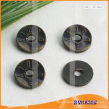 Zinc Alloy Button&Metal Button&Metal Sewing Button BM1635