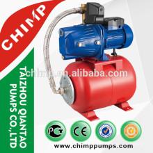 Bomba de jato de água CHIMP para abastecimento doméstico de água com tanque de pressão