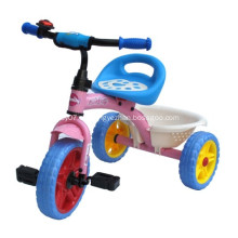 Juguetes de niños del bebé del triciclo