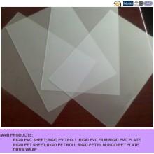 PVC Milk White Sheet for Light Box