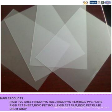 Samt Glänzende PVC-Folie für den Offsetdruck