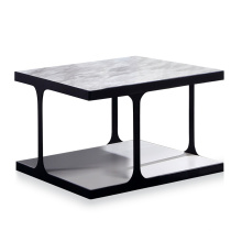 Italian Simple Style Long Coffee Table with Powder Coating Finished