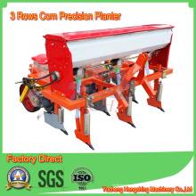Три Ряда Кукуруза Сеялка Точного Высева Трактор Реализует Заводские Прямые Продажи