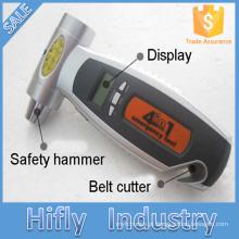 HF-RB02 Hot 4 Em 1 de Alta Pressão Medidor de Pneu Digital de Alta Precisão LCD Medidor de Pressão Dos Pneus de Monitoramento (Certificados CE)