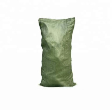 China Lowest Cheap Price Eco Recycled Breathable Sand Packing 50kg PP Woven Cement Sand Bags