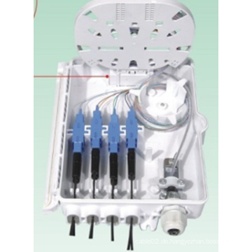 Faseroptik-Klemmenkasten (FTB Modell 8A)