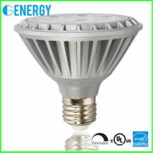 alumium die casting led spotlight led par30 15W led lights & dimmable energy star led bulb par light led e27/e26 base
