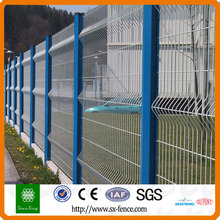 paneles de malla de alambre de acero galvanizado