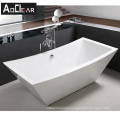 Aokeliya low cost modern not collapsible freestanding bathtub for adults