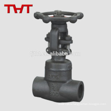 non rising stem pn 16 dn25 nickel gate valve