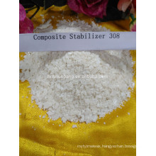 chemical stabilizer composition of pvc pipe stabilizer for pvc pipes PVC Complex Stabilizer Lead Manufacture in China 308
