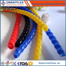 Black and Colorful PP Hydraulic Hose Protector
