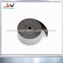 Adhesivo fuerte suave permanente de caucho banda magnética