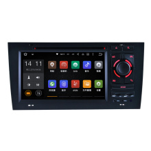 2016 New Hualingan Factory Supply Android 5.1 HD 800*480car Multimedia Navigation System Car DVD for Audi A6/S6/RS6