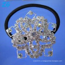 Роскошная группа волос девушок кристалла AB, диапазон волос french, hairband волос вспомогательного оборудования волос девушок