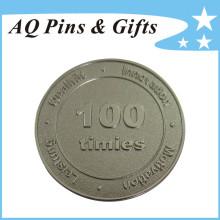 3D Zinc Alloy Die-Casting Souvenir Nickel Coin