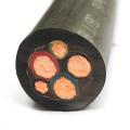 Runder sauerstofffreier Kupferleiter Hochtemperaturbeständiges flexibles H07RN-F-Gummikabel