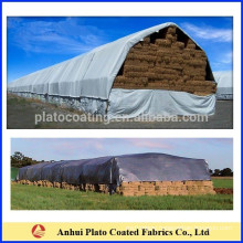 Cheap UV resistant,windproof,waterproof hay tarp