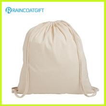 Custom-Made New Design Eco Cotton Backpack Drawstring Bag