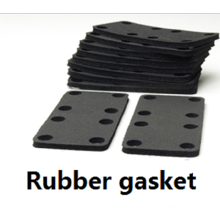 Stamped EPDM Rubber Gaskets