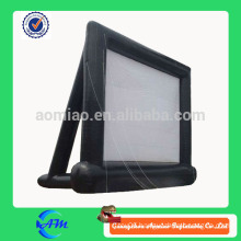 low prices billboard for advertising giant inflatable movie screen for sale