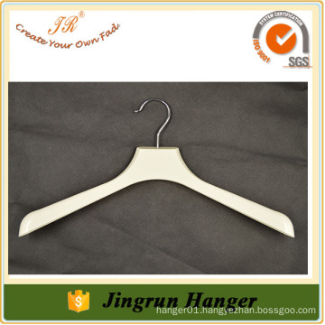 New arrival Plastic coat hanger colorful clothes hanger