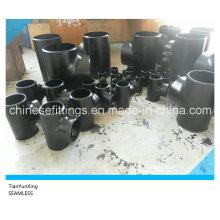 Dn15-Dn600 B16.9 Seamless Tee Carbon Steel Fittings