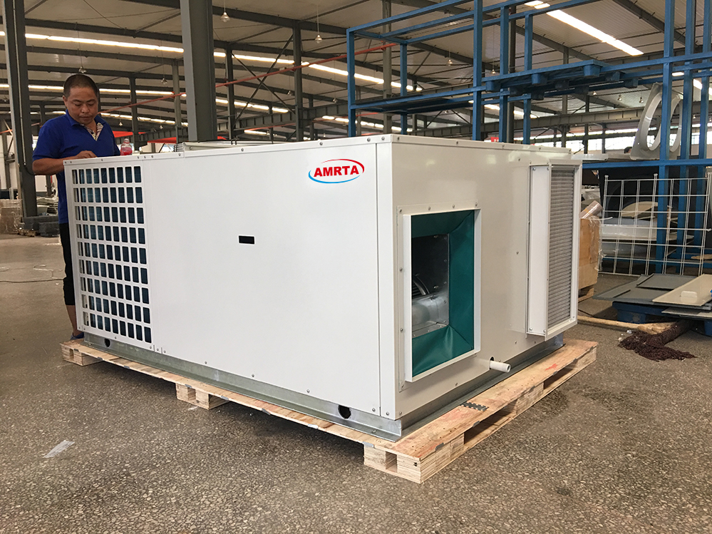 Commercial And Industrial Rooftop Packaged Air Conditioner