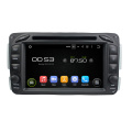 Radio GPS Android per Benz ML W163 2002-2005
