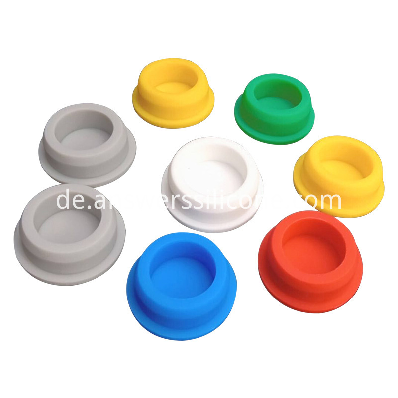 Heat Silicone Tapered Rubber Stopper