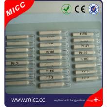 rtd elements/ceramic wire wound/pt100 elements