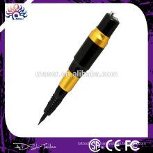 Tatuagem máquina de caneta permanente maquiagem, sobrancelha e lábios máquina de tatuagem rotativa