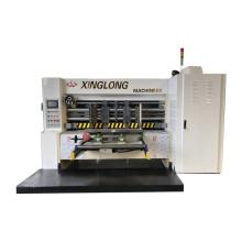 Paperboard slotter grooving machine for cardboard